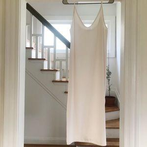 Everlane GoWeave Long Slip Dress